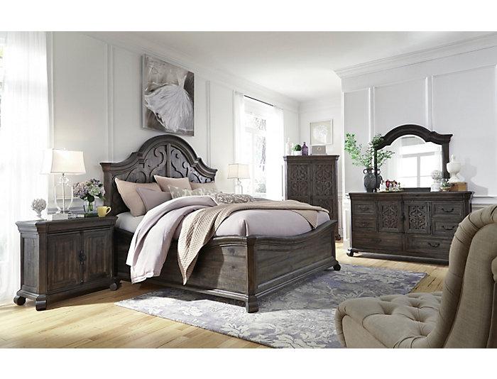 Bellamy King Bed, , large