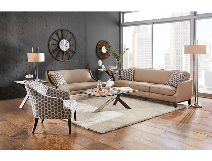 Amazing Verge Espresso Rectangular Glass Top Coffee Table Pabps2019 Chair Design Images Pabps2019Com