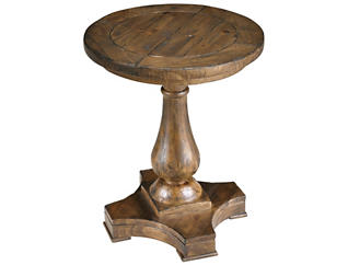 Densbury Round End Table, , large