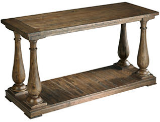 Densbury Sofa Table, Pine, , large