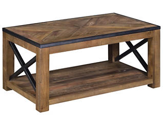 Penderton Coffee Table, Natural, , large