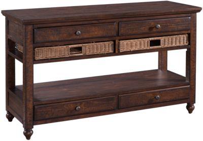 Attractive Dunlap Sofa Table