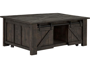Sauget Lift Top Cocktail Table, , large
