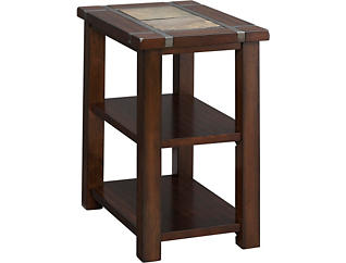 Roanoke Chairside Table, , large