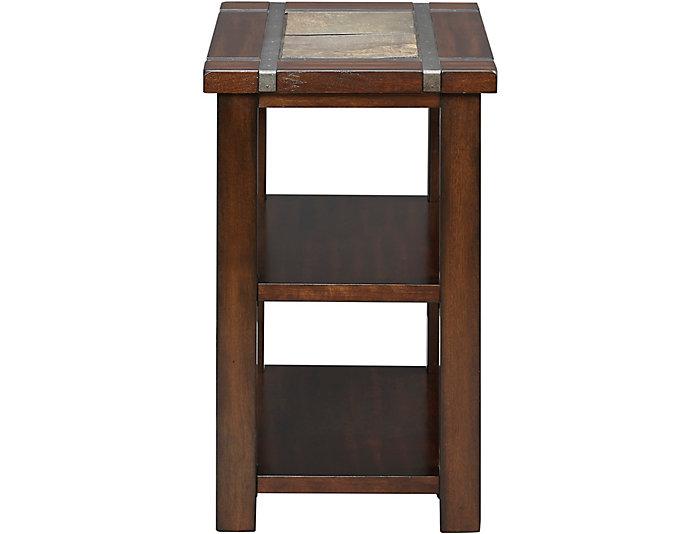 Roanoke Chairside Table, , large