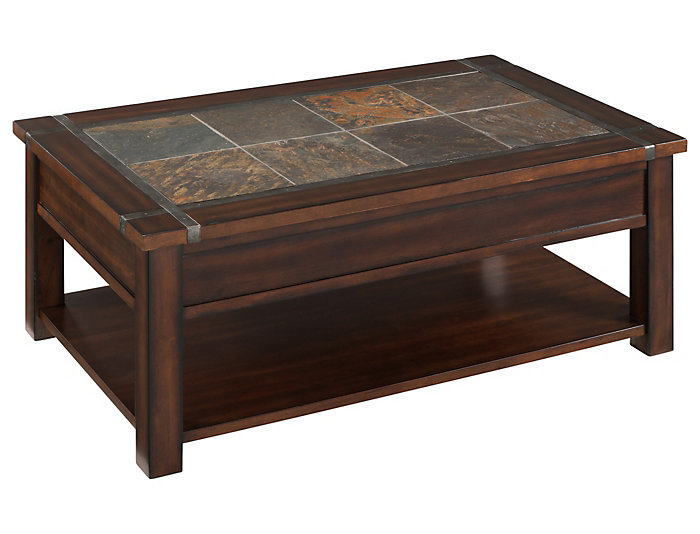 Roanoke LiftTop Coffee Table, Cherry, , large