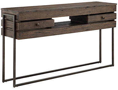 Kirkwood Sofa Table, Brown, , large