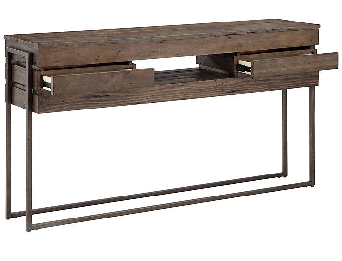 Kirkwood Sofa Table, Brown, , large