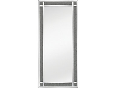 Crystal Floor Mirror, , large