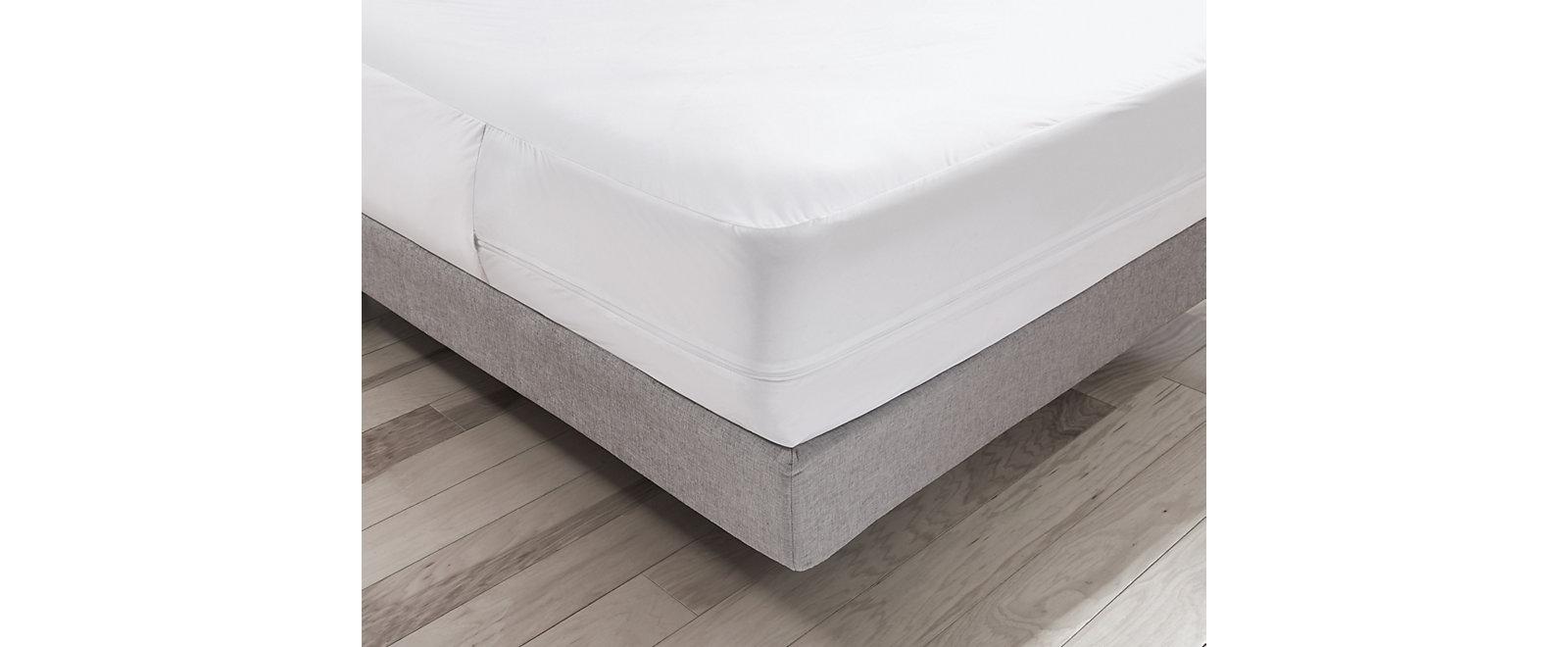 LT Bed Bug Mattress Protector, , large