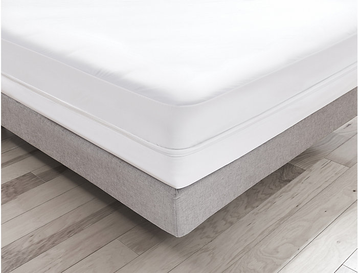 Malouf Queen HD Bed Bug Mattress Protector, , large