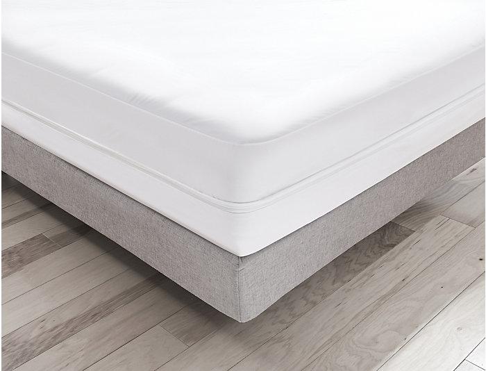 Malouf Twin HD Bed Bug Mattress Protector, , large