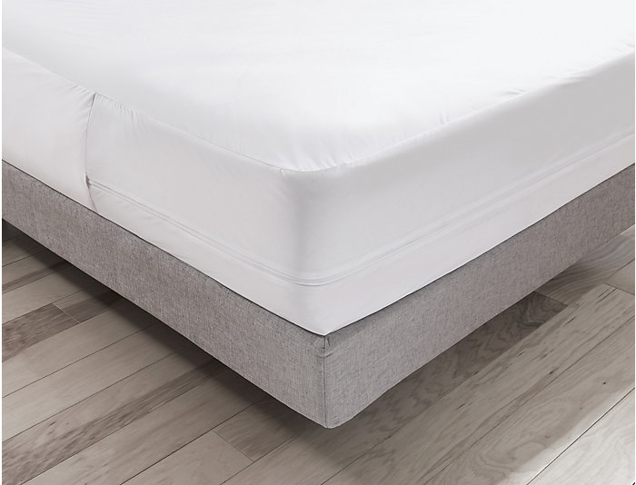 Malouf Full LT Bed Bug Mattress Protector, , large