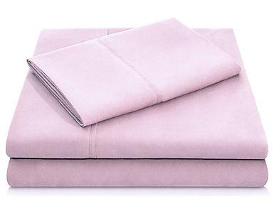 Malouf Split King Sheet Set, Blush, , large