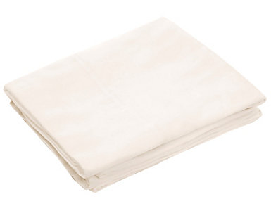 Malouf Tencel Ivory King Pillowcase Set of 2, , large