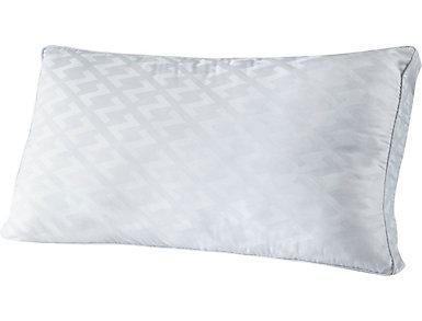 Adrenaline Queen High Loft Zen Core Pillow, , large