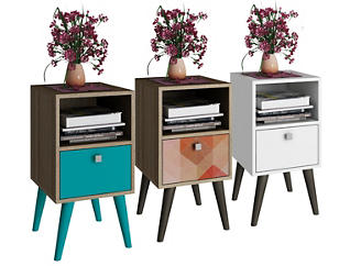Abisko Side Table Collection, , large