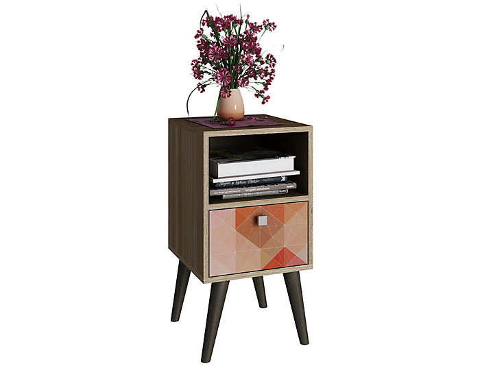 Abisko Geo Side Table, , large