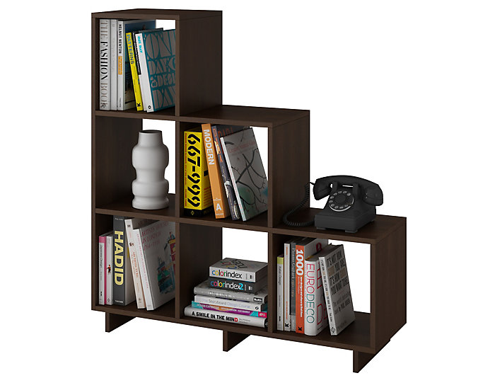 ... Cascavel Tobacco Stair Shelves, , Large ...