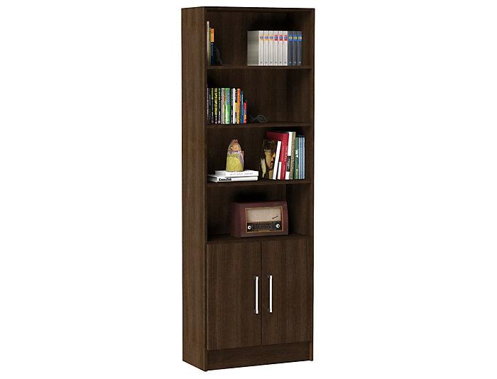 Catarina Tobacco Bookcase, , large