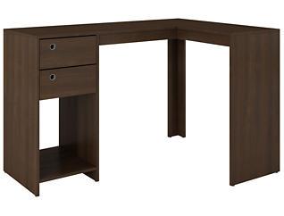 """Palermo Tobacco """"L"""" Desk, , large"""