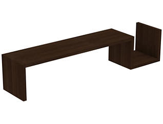 Zemmur Tobacco Floating Shelf, , large