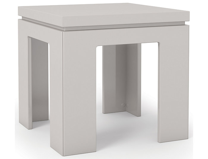 Modern Off End Table Art Van Home