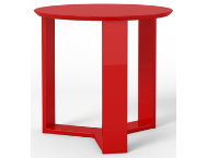 shop Round-Red-End-Table