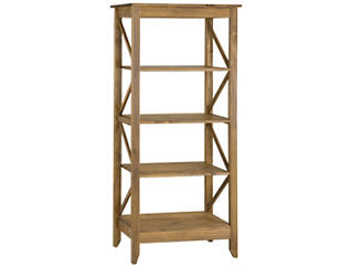 "Camden Natural 65"" Bookshelf, , large"