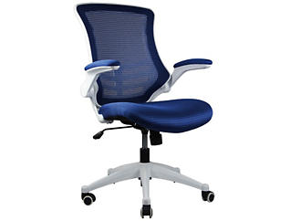 Lenox Royal Blue Office Chair, , large