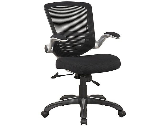 Walden Black Office Chair, , large