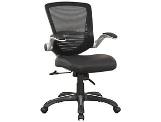 Walden  Leather Office Chair, , large