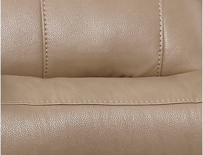 Bruno 6 Piece Reclining Sectional, Taupe, Taupe, large