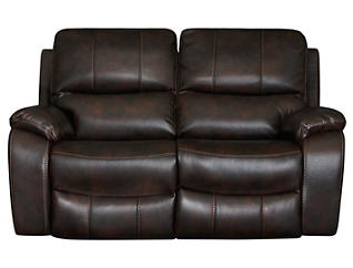 Darby Reclining Loveseat, , large