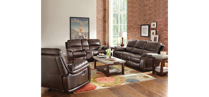 Darby Power Reclining Sofa