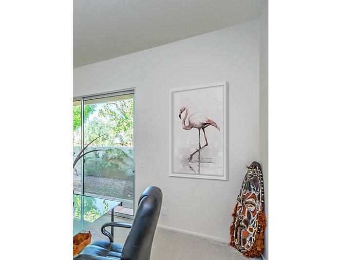 Flamingo 24x16 Canvas Art, , large