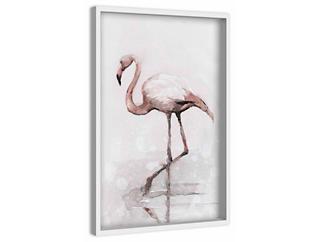 Flamingo 45x30 Canvas Art, , large