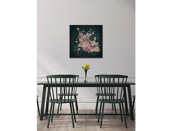 Floral Dream 40x40 Canvas Art, , large