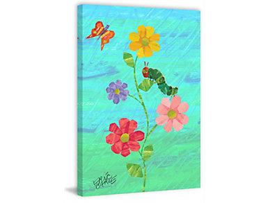 Flowers 18x12 Canvas Art, , large