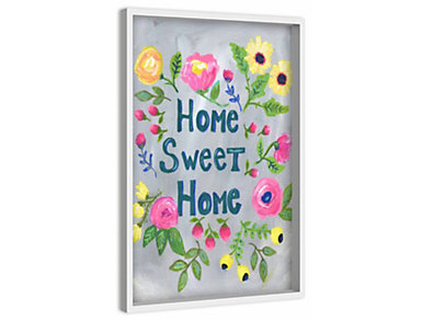 Sweet Home 18x12 Canvas Art, , large