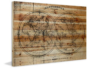 Mappe 12x18 Wood Art, , large