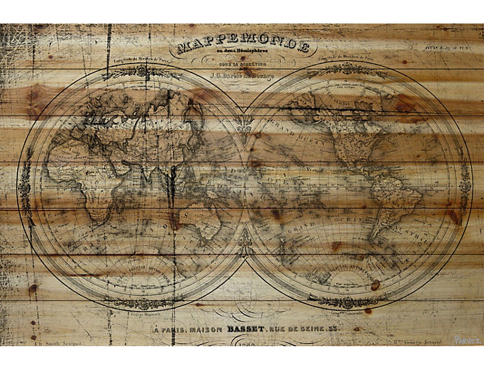 Mappe 40x60 Wood Art, , large