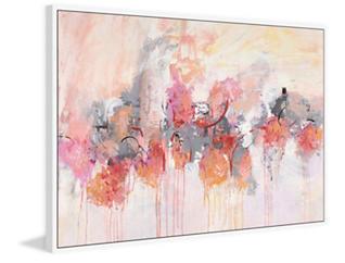 Petal Patch 12x18 Canvas Art, , large