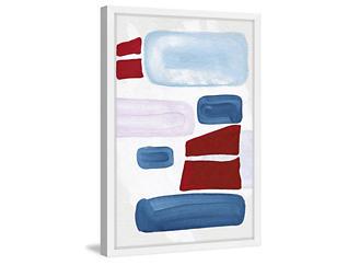 Primary 45x30 Framed Art, , large
