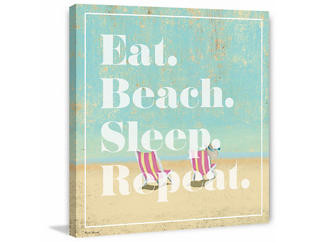 Repeat 32x32 Canvas Art, , large