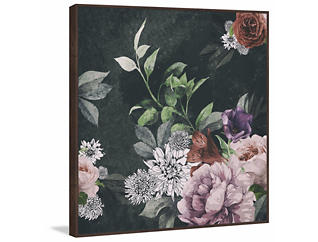 Spring Floral 32x32 Canvas Art, , large