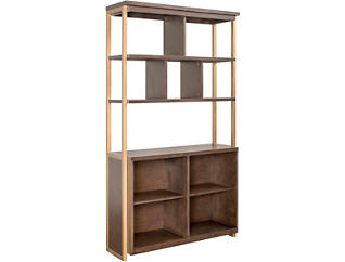 Axis Display Bookcase, , large