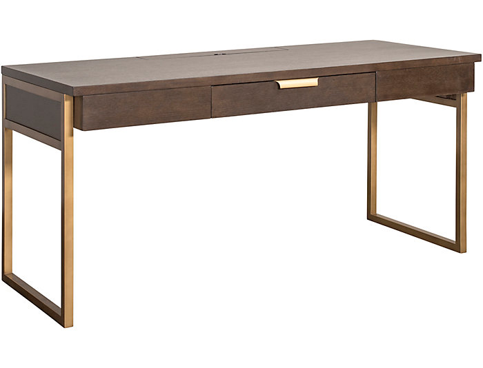 """Axis 64"""" Writing Desk, , large"""