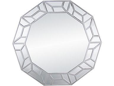 Priscilla Round Mirror, , large