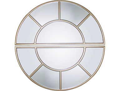 Horizon Round Mirror, , large